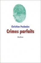 """Couverture du livre : """"Crimes parfaits"""""""