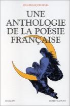"""Couverture du livre : """"Anthologie de la poésie française"""""""
