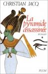 """Couverture du livre : """"La pyramide assassinée"""""""