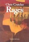 """Couverture du livre : """"Rages"""""""