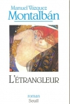 """Couverture du livre : """"L'étrangleur"""""""