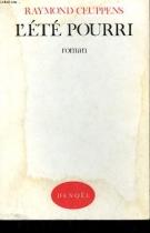 """Couverture du livre : """"L'été pourri"""""""
