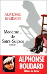 """Couverture du livre : """"Madame... de Saint-Sulpice"""""""