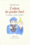 """Couverture du livre : """"L'odeur du poulet farci"""""""