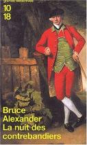 """Couverture du livre : """"La nuit des contrebandiers"""""""