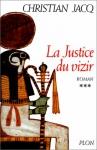 """Couverture du livre : """"La justice du vizir"""""""