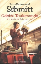 """Couverture du livre : """"Odette Toulemonde et autres histoires"""""""