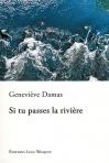 """Couverture du livre : """"Si tu passes la rivière"""""""