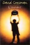 """Couverture du livre : """"L'enfant zigzag"""""""