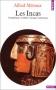 """Couverture du livre : """"Les Incas"""""""