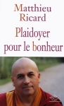 """Couverture du livre : """"Plaidoyer pour le bonheur"""""""