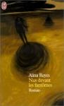 """Couverture du livre : """"Nus devant les fantômes"""""""