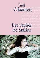 """Couverture du livre : """"Les vaches de Staline"""""""