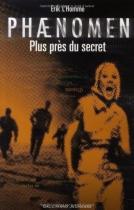 """Couverture du livre : """"Plus près du secret"""""""