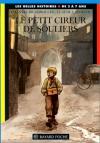 """Couverture du livre : """"Le petit cireur de souliers"""""""