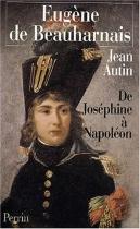 """Couverture du livre : """"Eugène de Beauharnais"""""""