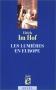 """Couverture du livre : """"Les lumières en Europe"""""""