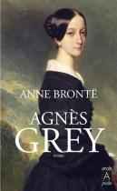 """Couverture du livre : """"Agnes Grey"""""""