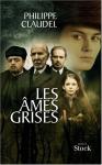"""Couverture du livre : """"Les âmes grises"""""""