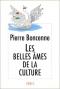 """Couverture du livre : """"Les belles âmes de la culture"""""""