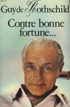 """Couverture du livre : """"Contre bonne fortune..."""""""
