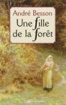 """Couverture du livre : """"Une fille de la forêt"""""""