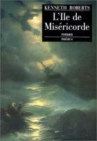 """Couverture du livre : """"L'île de miséricorde"""""""