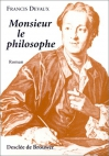 """Couverture du livre : """"Monsieur le philosophe"""""""
