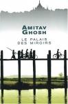 """Couverture du livre : """"Le palais des miroirs"""""""