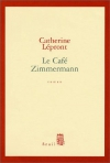 """Couverture du livre : """"Le café Zimmerman"""""""
