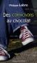 """Couverture du livre : """"Des cornichons au chocolat"""""""