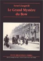 """Couverture du livre : """"Le grand mystère du Bow"""""""