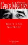 """Couverture du livre : """"Récit d'un naufragé"""""""
