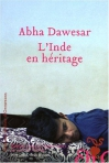"Couverture du livre : ""L'Inde en héritage"""