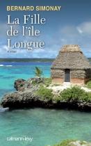 """Couverture du livre : """"La fille de l'île Longue"""""""