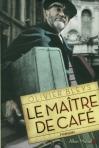 """Couverture du livre : """"Le maître de café"""""""