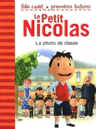 """Couverture du livre : """"La photo de classe"""""""