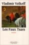 """Couverture du livre : """"Les faux tsars"""""""
