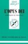 """Couverture du livre : """"L'Opus Dei"""""""