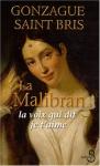 """Couverture du livre : """"La Malibran"""""""