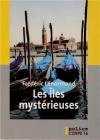 """Couverture du livre : """"Les îles mystérieuses"""""""
