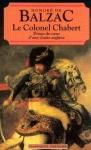 """Couverture du livre : """"Le colonel Chabert"""""""
