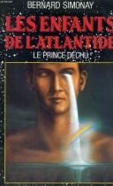 """Couverture du livre : """"Le prince déchu"""""""