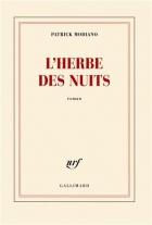 """Couverture du livre : """"L'herbe des nuits"""""""