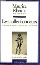 """Couverture du livre : """"Les collectionneurs"""""""