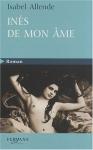 """Couverture du livre : """"Inès de mon âme"""""""