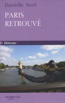"""Couverture du livre : """"Paris retrouvé"""""""