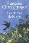"""Couverture du livre : """"Les dames de Rome"""""""