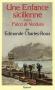 """Couverture du livre : """"Une enfance sicilienne"""""""