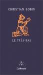 """Couverture du livre : """"Le Très-Bas"""""""
